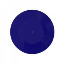 7' Blue Big hole x 10